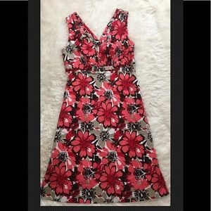East 5th Floral Print Dress 6
